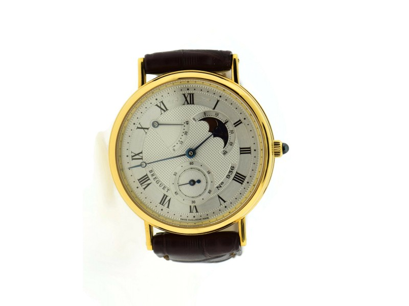 Breguet Classique 35mm Mens Watch