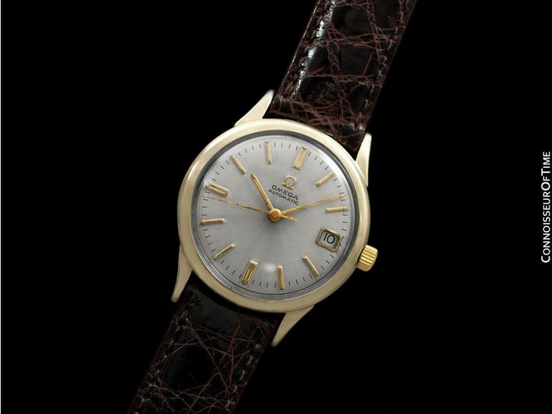 1965 Omega Seamaster Rare Cal. 560 Vintage Mens Watch, Automatic, Date, Warranty