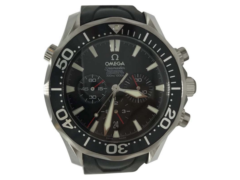 Omega Seamaster 28945291 41mm Mens Watch