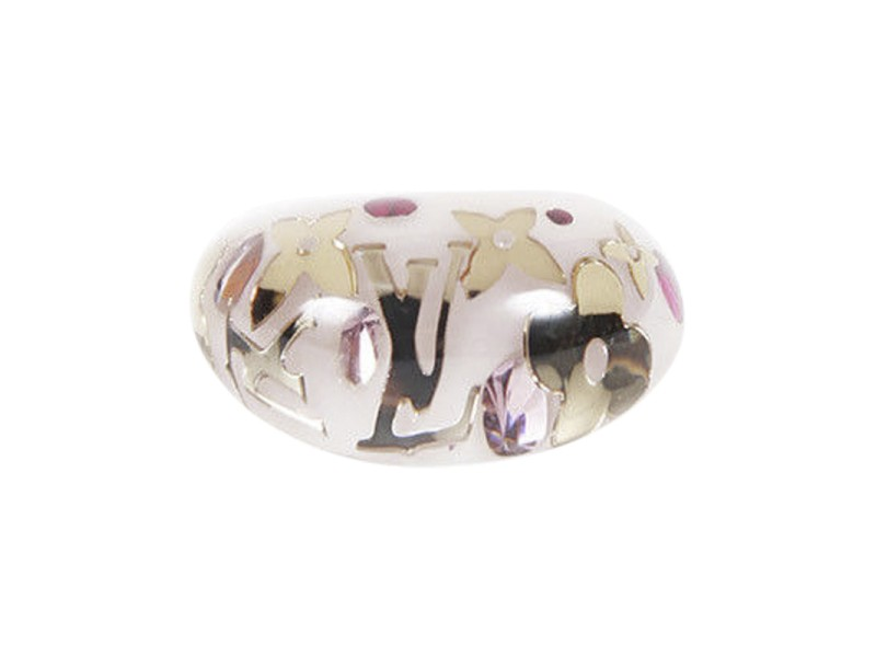 Louis Vuitton Inclusion Ring Size 6.5