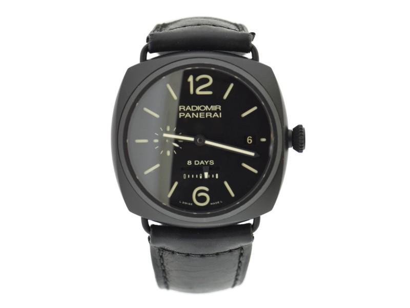 Panerai Radiomir PAM384 45mm Mens Watch