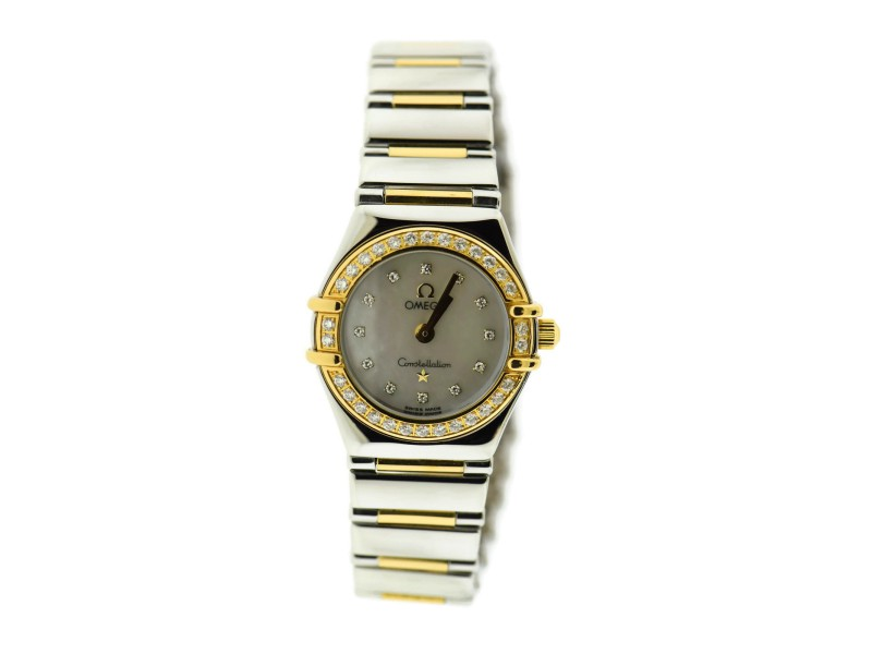 Omega Constellation 1365.75  23mm Womens Watch