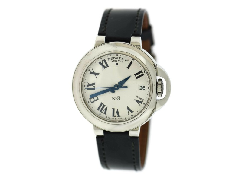Bedat & Co No. 8 Stainless Steel Watch 828.010.600