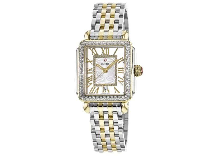 Michele Deco Madison MWW06T000144 33mm Womens Watch