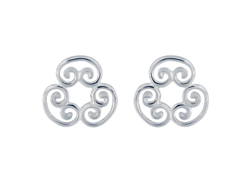 Tiffany & Co.  Sterling Silver  Earrings