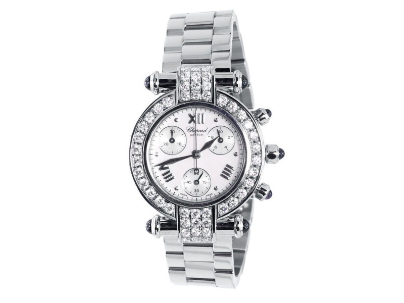Chopard Imperialle 38/8388-23 4.5 Ct Diamond 32 mm Watch