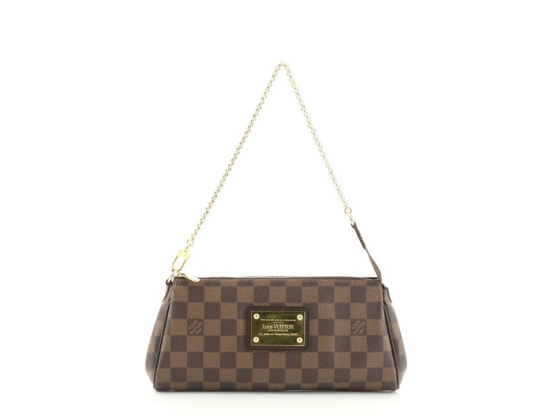 Louis Vuitton Eva Handbag Damier