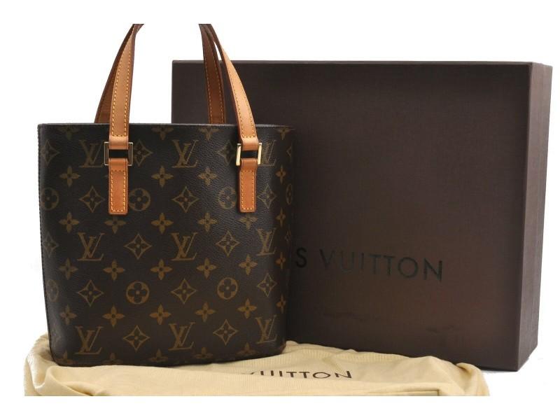 Louis Vuitton Monogram Vavin PM Hand Bag M51172