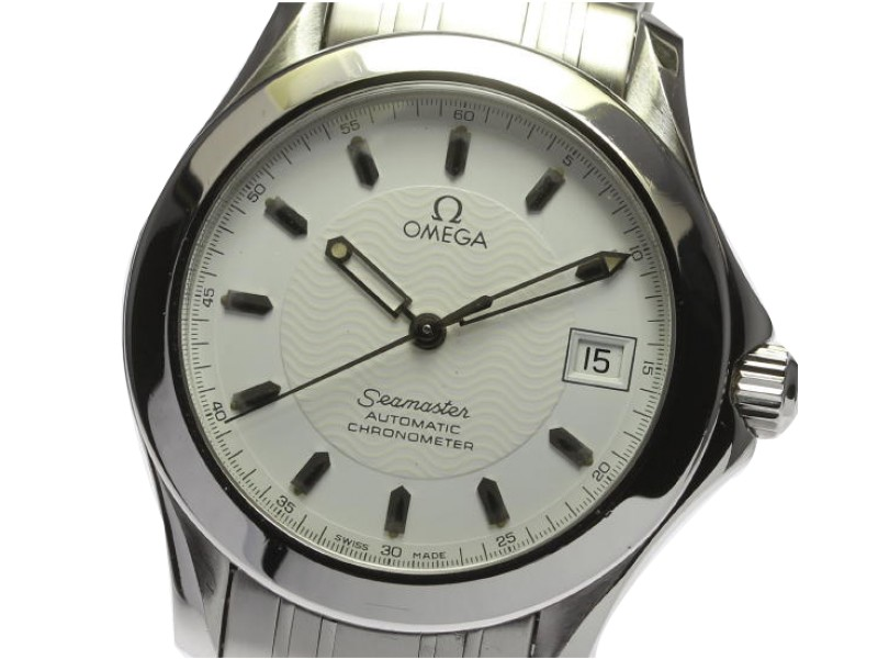 Omega Seamaster 2501.21 Stainless Steel Automatic 36mm Mens Watch