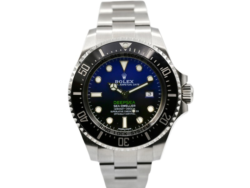 Rolex Deepsea 126660 44mm Mens Watch