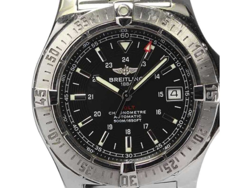 Breitling Colt Stainless Steel Automatic 41mm Men's Watch