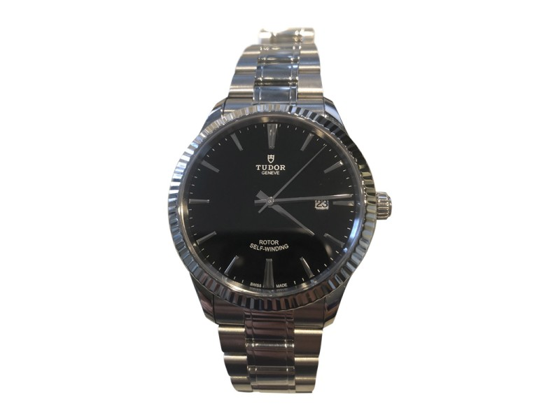 Tudor geneve m12710 0013 41mm mens watch tudor buy at truefacet for Tudor geneve watches