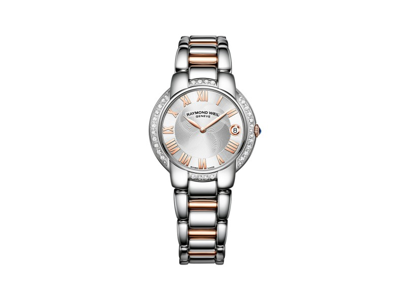 Raymond Weil Jasmine 5235-S5-01658 Bracelet 35mm Womens Watch