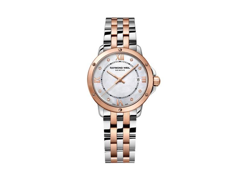 Raymond Weil Tango 5391-SP5-00995 Bracelet 28mm Womens Watch