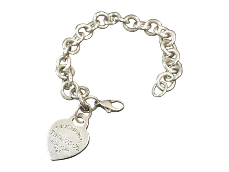 Tiffany & Co. 925 Sterling Silver Bracelet