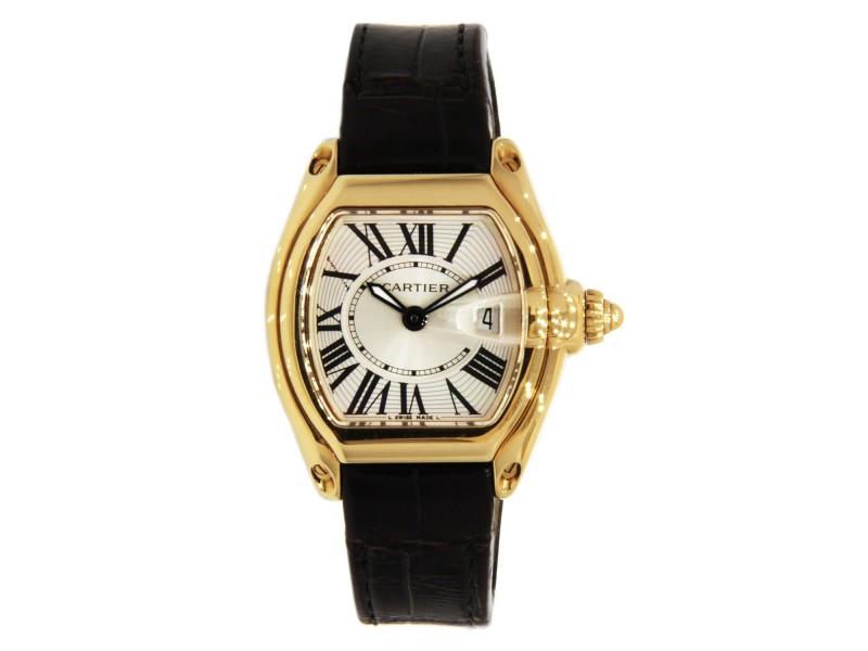 Cartier Roadster W62018Y5 Womens 31mm Watch