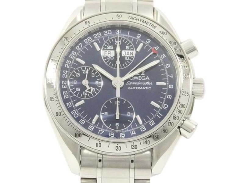 Omega Speedmaster 3523 80 Stainless Steel Automatic 39mm Mens Watch
