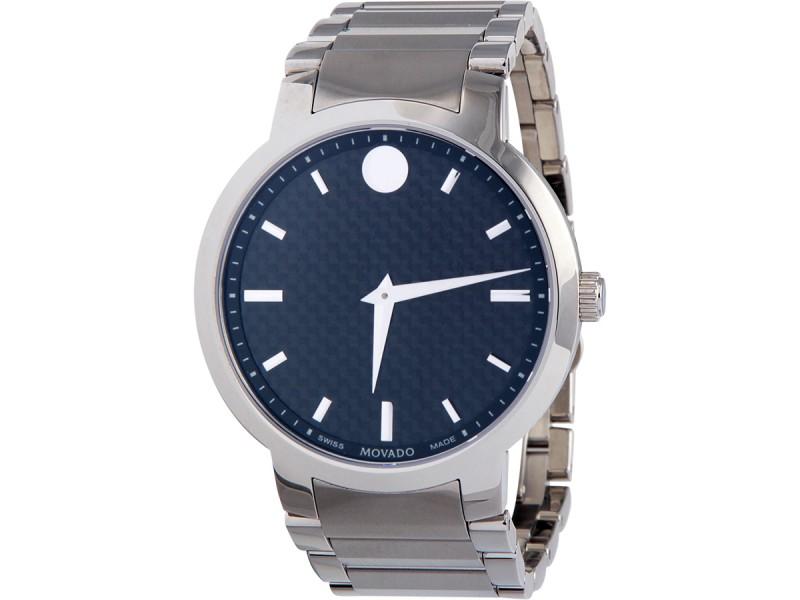 Movado Gravity 0606838 42mm Mens Watch