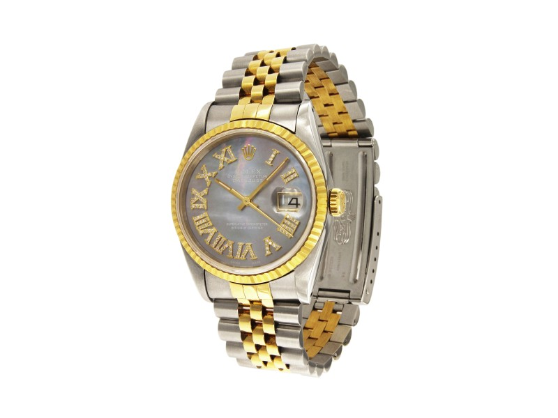 Rolex Datejust 16233 36mm Mens Watch