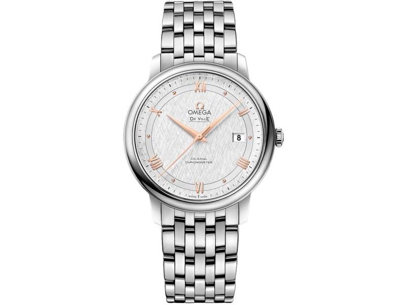 Omega De Ville Prestige Co-Axial 39.5 Mens Watch