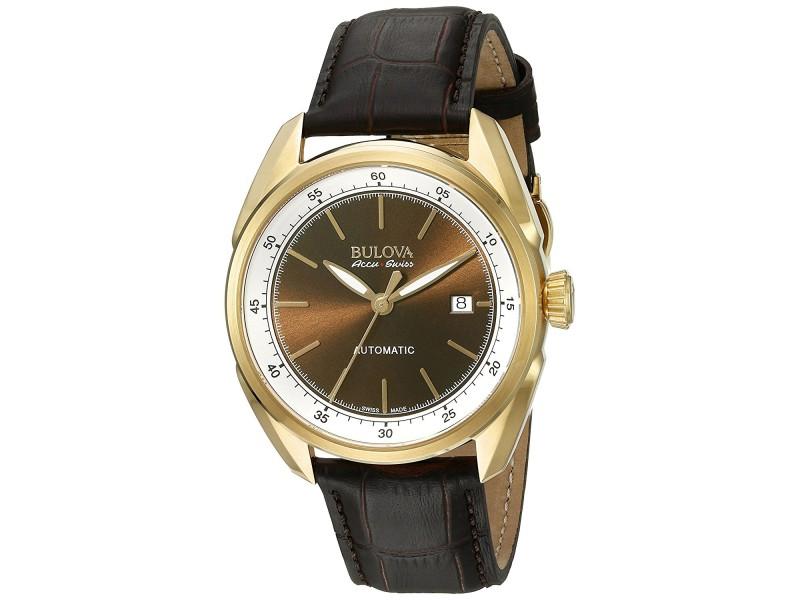 Bulova Men's Tellaro Watch