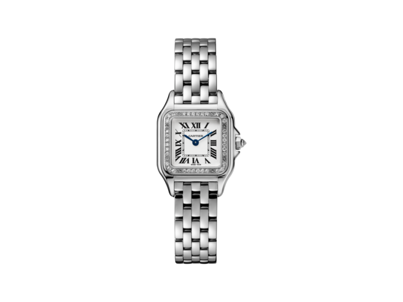Cartier Panthere de WJPN0006 18K White Gold 22mm Womens Watch