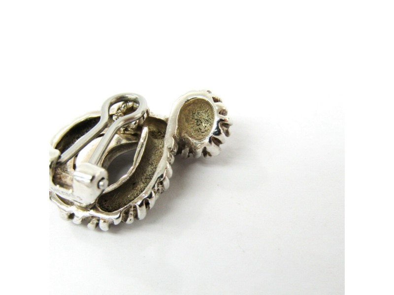 Hermes Metal Clip Earrings HK-2331