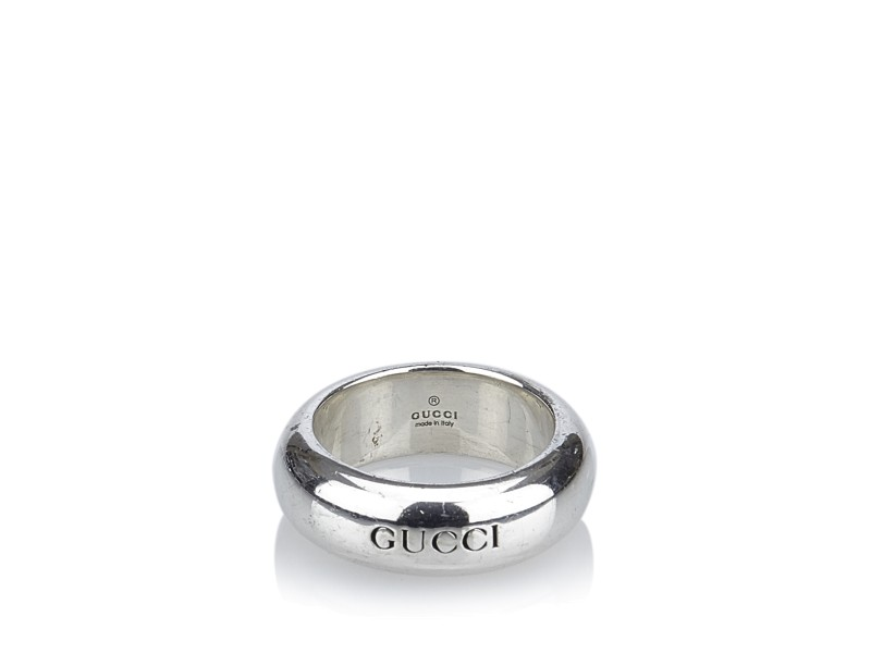 Gucci 925 Sterling Silver Ring