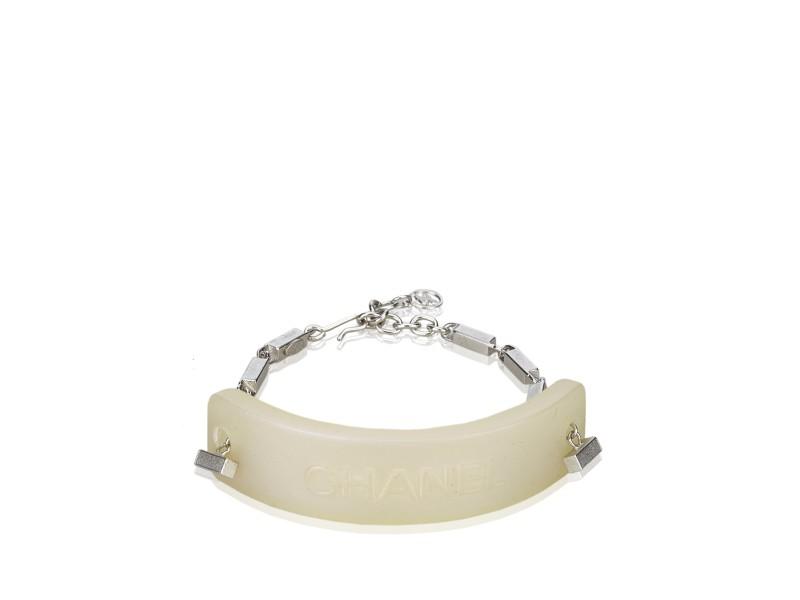 Chanel Logo Bracelet