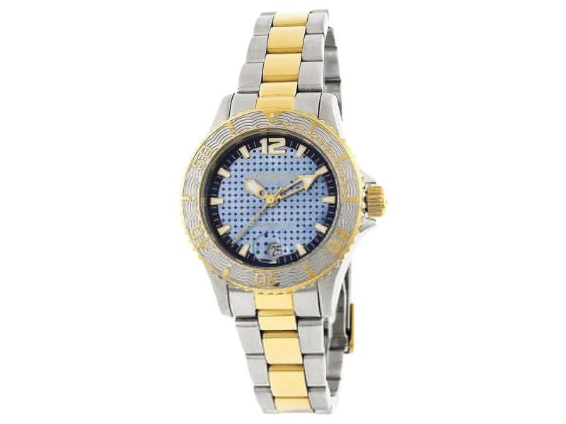 Stuhrling Regatta 162.112238 Two-Tone Stainless Steel 30mm Watch
