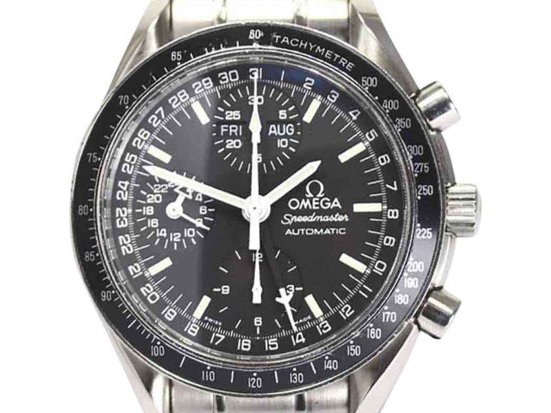 Omega Speedmaster Stainless Steel Automatic 39mm Men's Watch