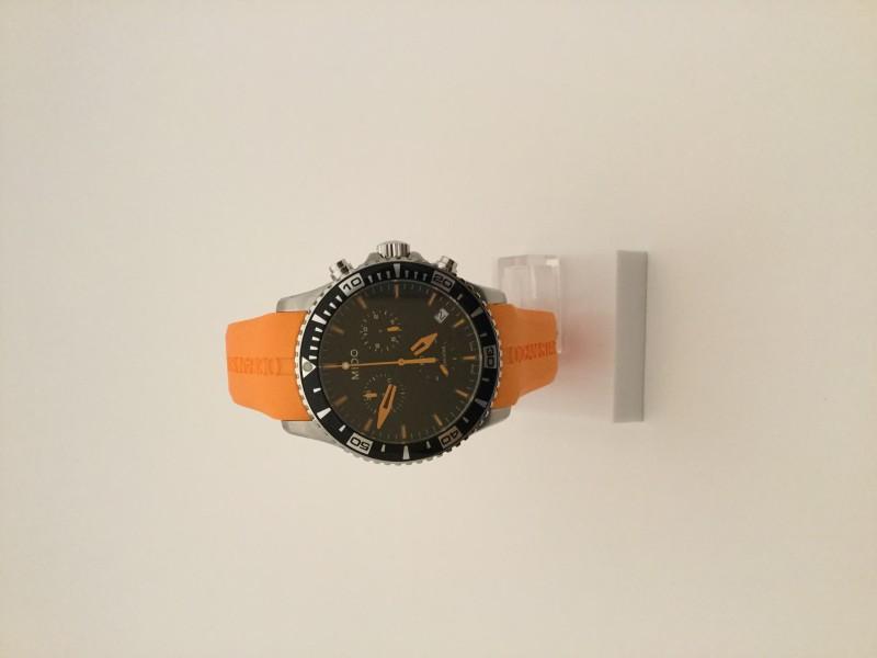 Mido Ocean Star M011417170591 42mm Mens Watch