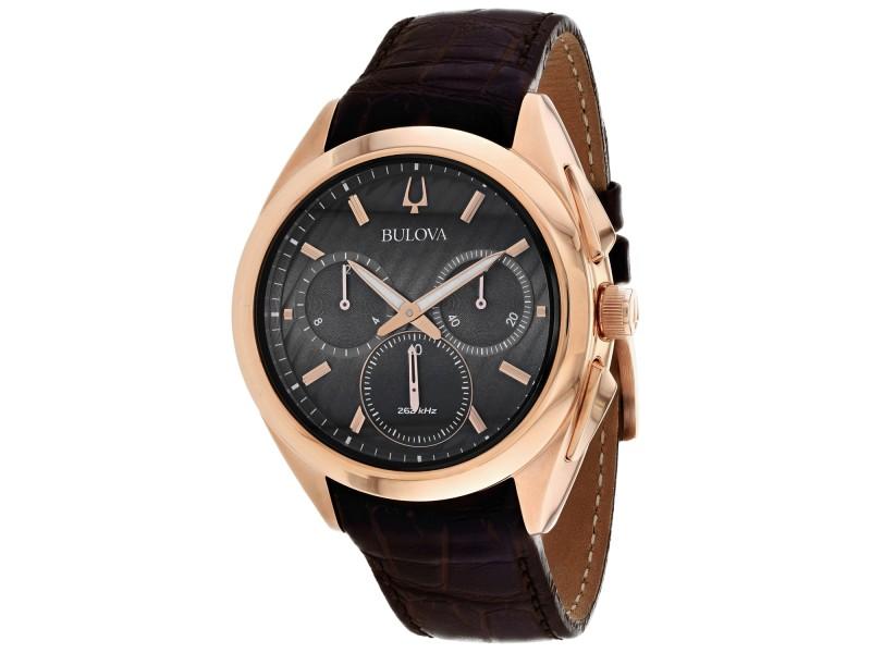 Bulova Men's Curv Watch