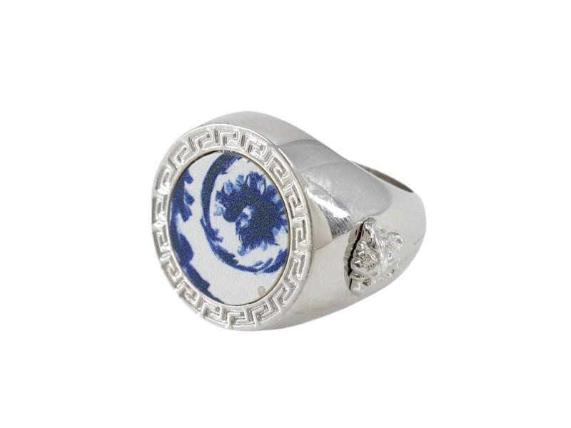 VERSACE Silver Medusa Ring