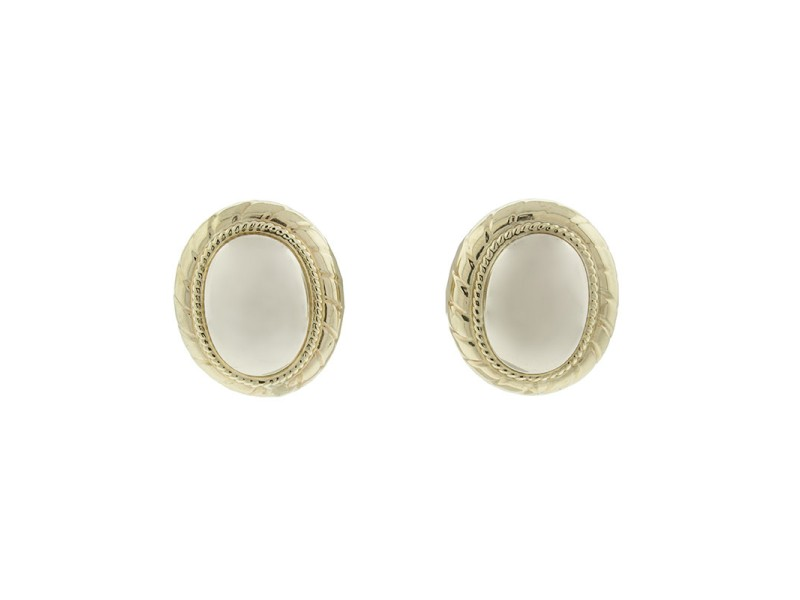 Citra 14k Yellow Gold Earrings