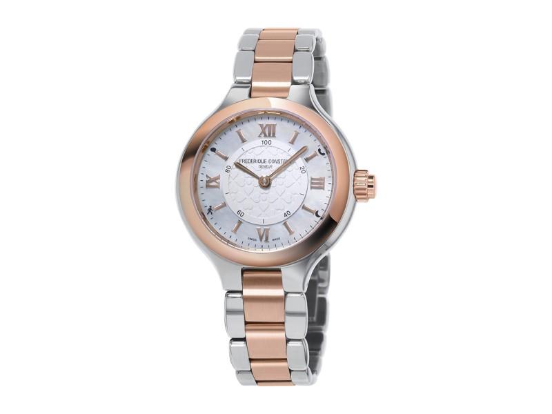 Frederique Constant Smartwatch FC-281WH3ER2B 34mm Womens Watch