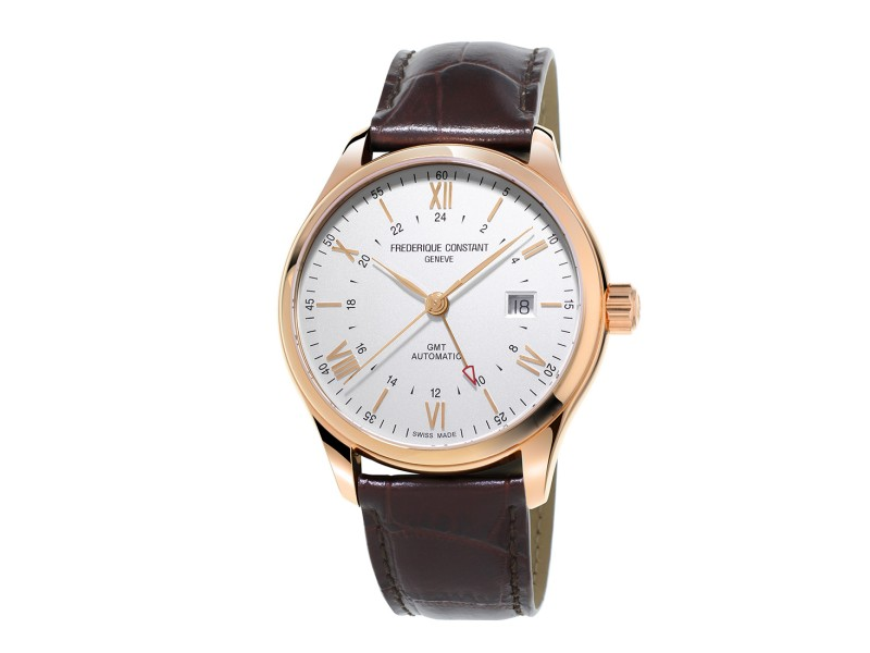 Frederique Constant Classics Index FC-350V5B4 42mm Mens Watch