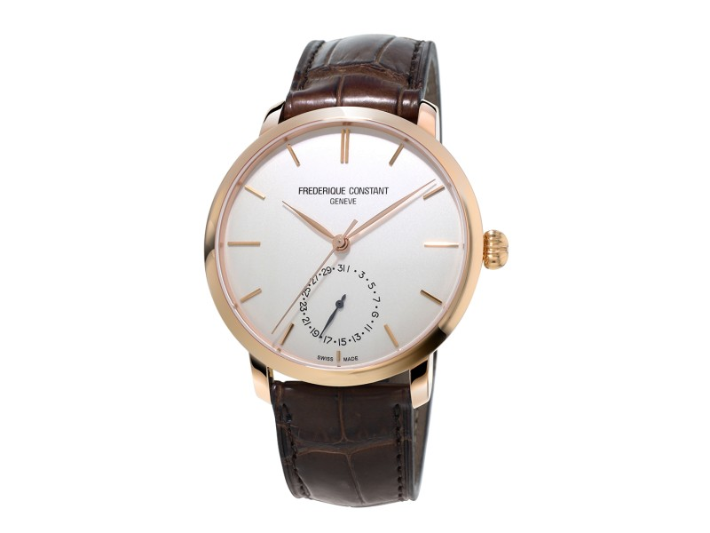 Frederique Constant Manufacture FC-710V4S4 42mm Mens Watch