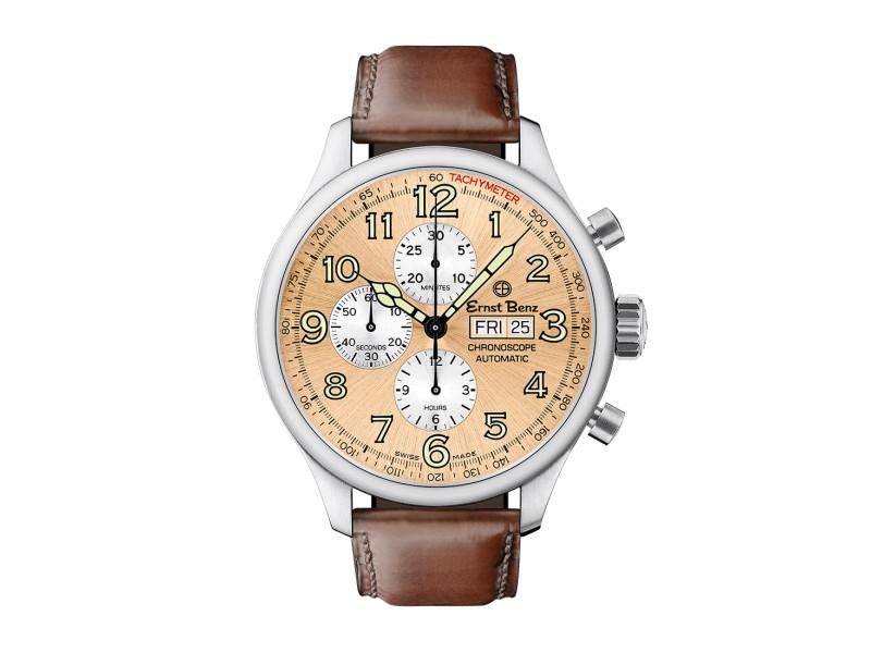 Ernst Benz ChronoScope GC10113 47mm Mens Watch