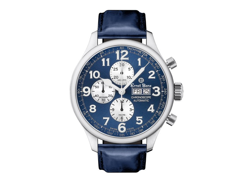 Ernst Benz ChronoScope GC10114 47mm Mens Watch