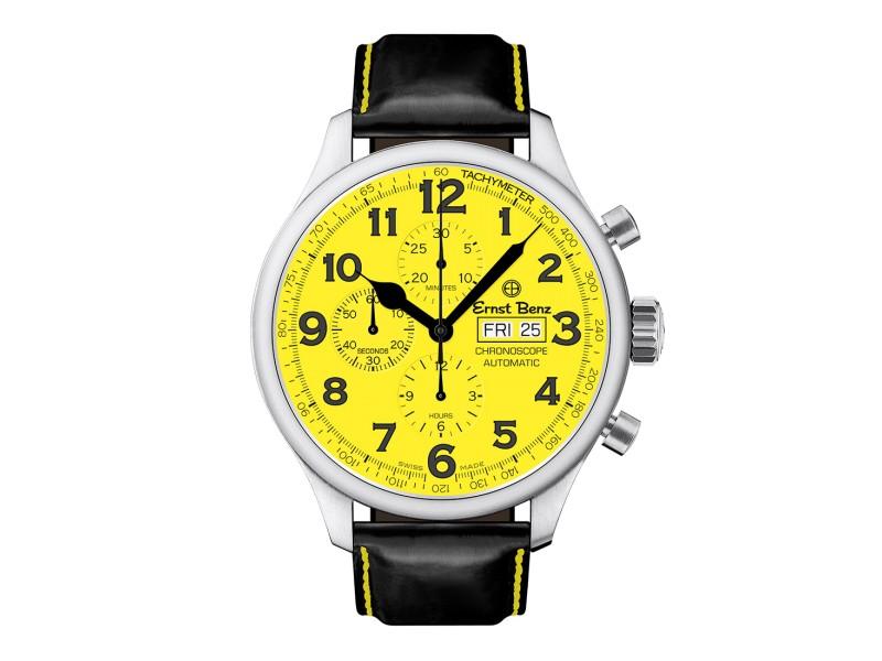 Ernst Benz ChronoScope GC10119 47mm Mens Watch