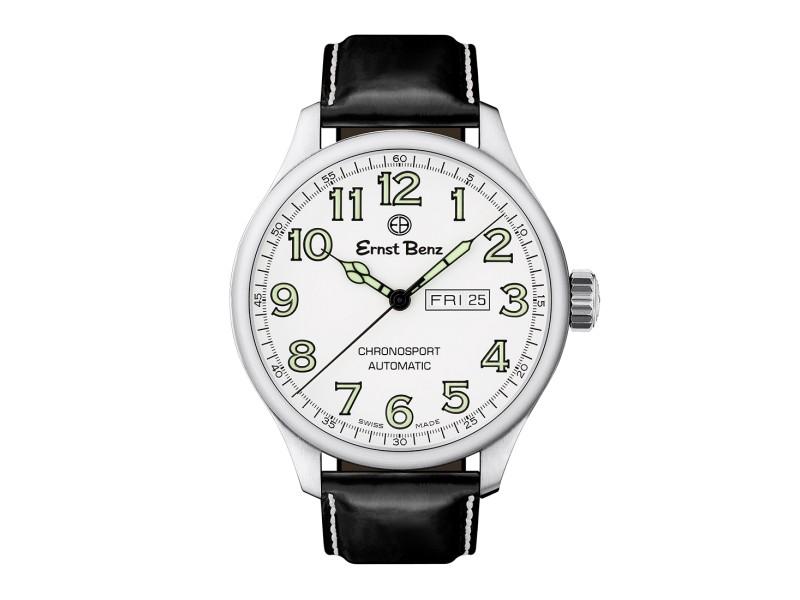 Ernst Benz ChronoSport GC10212 47mm Mens Watch
