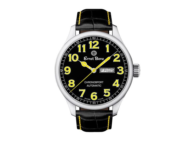Ernst Benz ChronoSport GC10217A Mens  47mm Watch