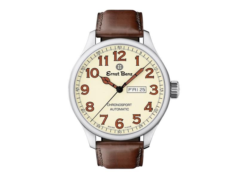 Ernst Benz ChronoSport GC10218 47mm Mens Watch
