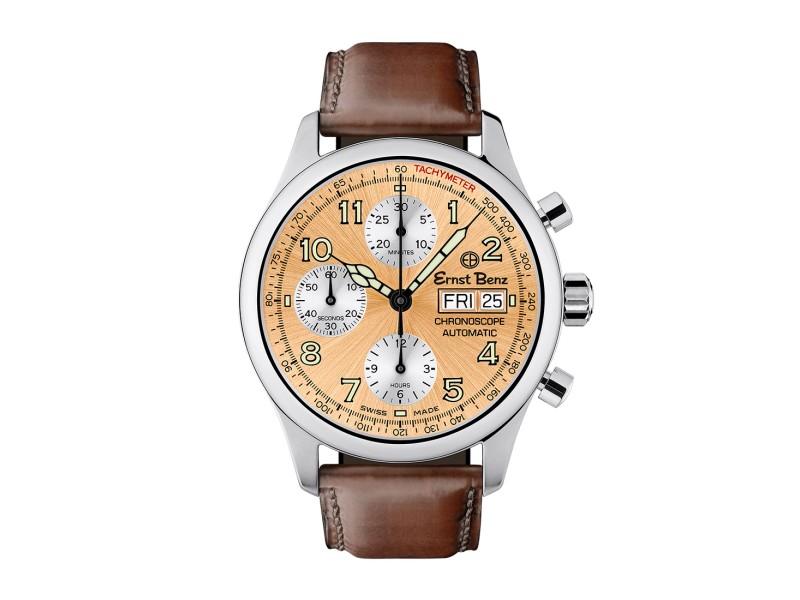 Ernst Benz ChronoScope GC20113 40mm Mens Watch