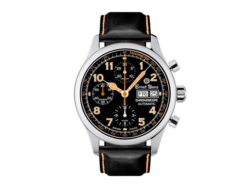 Ernst Benz ChronoScope GC20116 40mm Mens Watch