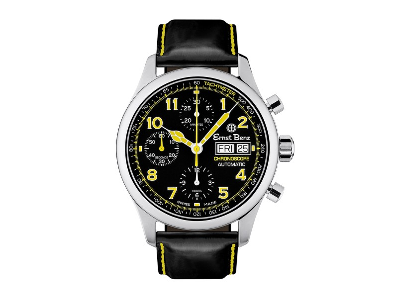 Ernst Benz ChronoScope GC20117 40mm Mens Watch