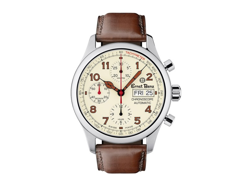 Ernst Benz ChronoScope GC20118 40mm Mens Watch