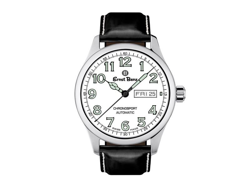 Ernst Benz ChronoSport GC20212 Mens  40mm Watch
