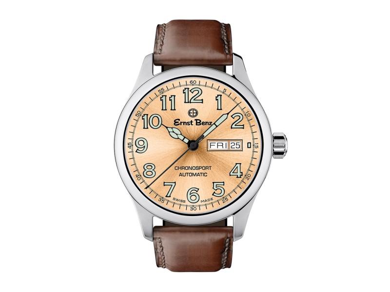 Ernst Benz ChronoSport GC20213 40mm Mens Watch